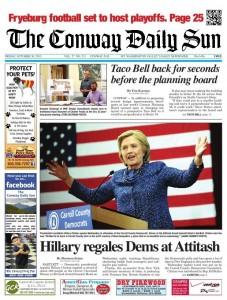 Daily Sun Hillary
